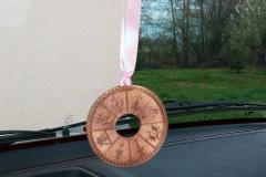 Vilinski krog - zaščita v avtu