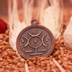 Amulet Pritok Denarja - Amali Doare