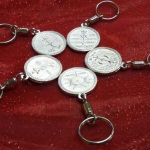 Obesek za ključe - Vilinski simboli